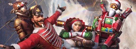 【Apex Legends】クリスマススキンが登場!期間限定イベントがやってくる!
