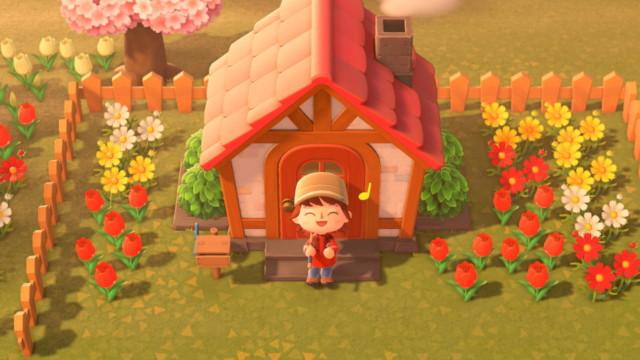 あつ 森 家 の 屋根